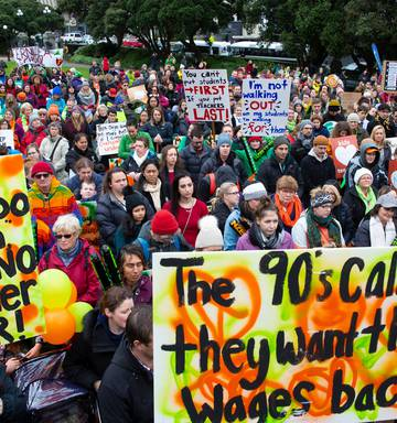 Teachers mega-strike: Some schools may still open when 50,000