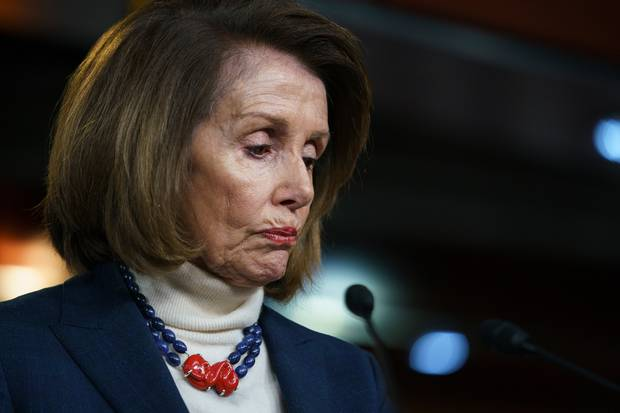 Pelosi planned to travel to Afghanistan and Brussels to thank service members and obtain briefings on national security and intelligence. Photo / AP