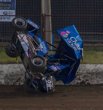 Speedway: Minisprint and Ministock action at Whanganui's