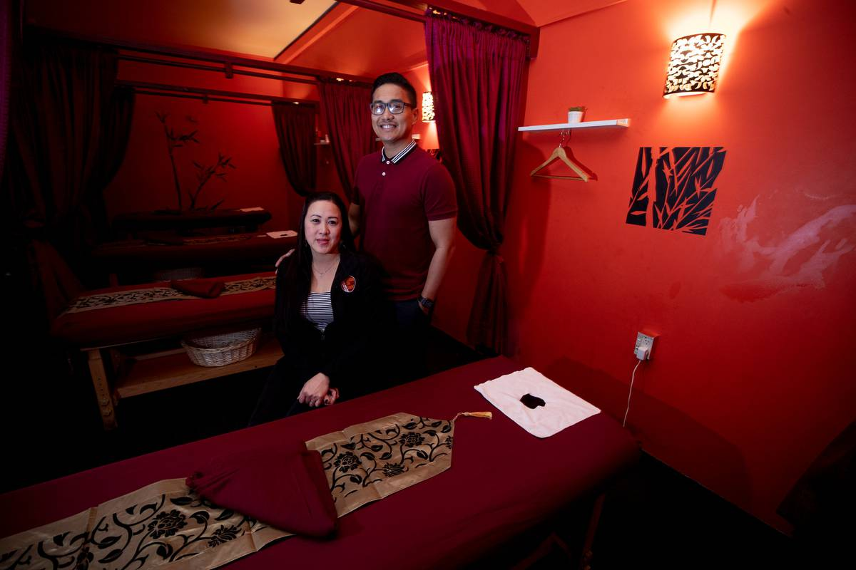 Affordable spa booms in retail crisis