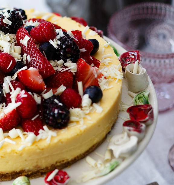 White Chocolate Cheesecake Nz Herald