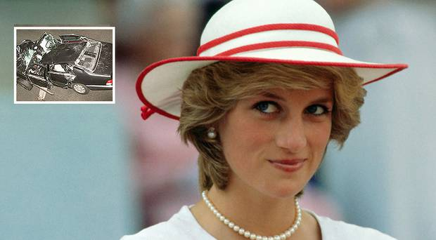 Top UK forensic pathologist Dr Richard Shepherd has revealed what really caused Princess Diana's death during the fatal crash in Paris in 1997. Photo / Getty