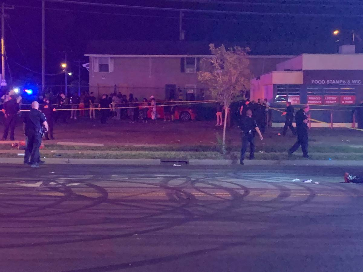 Two people killed in shooting at North Carolina block party