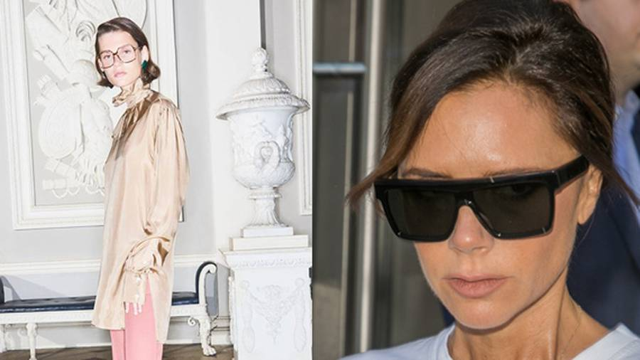 Victoria Beckham Draws Uproar Over Superthin Model in Ad Campaign