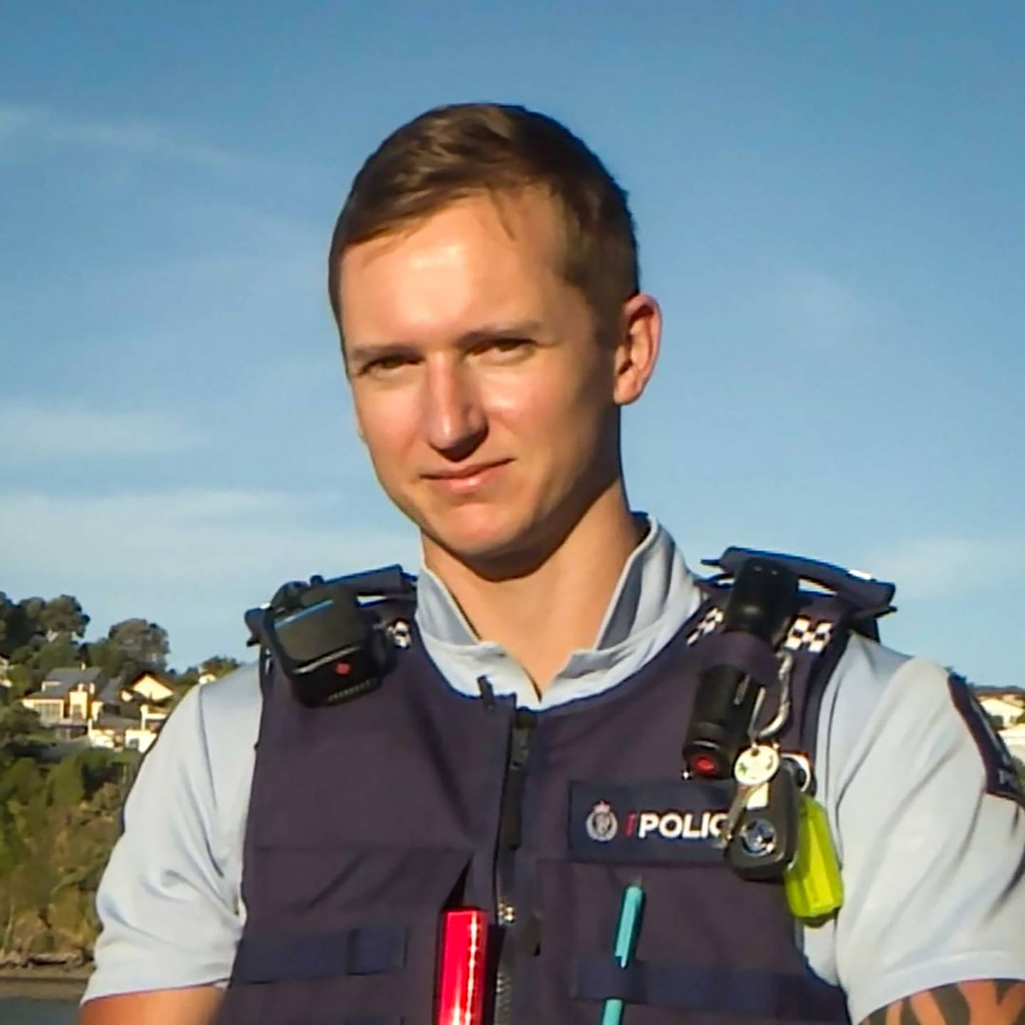 Constable Matthew Hunt Constable Matt Hunt was murdered while on active duty 19 June 2020. Photo / Supplied
