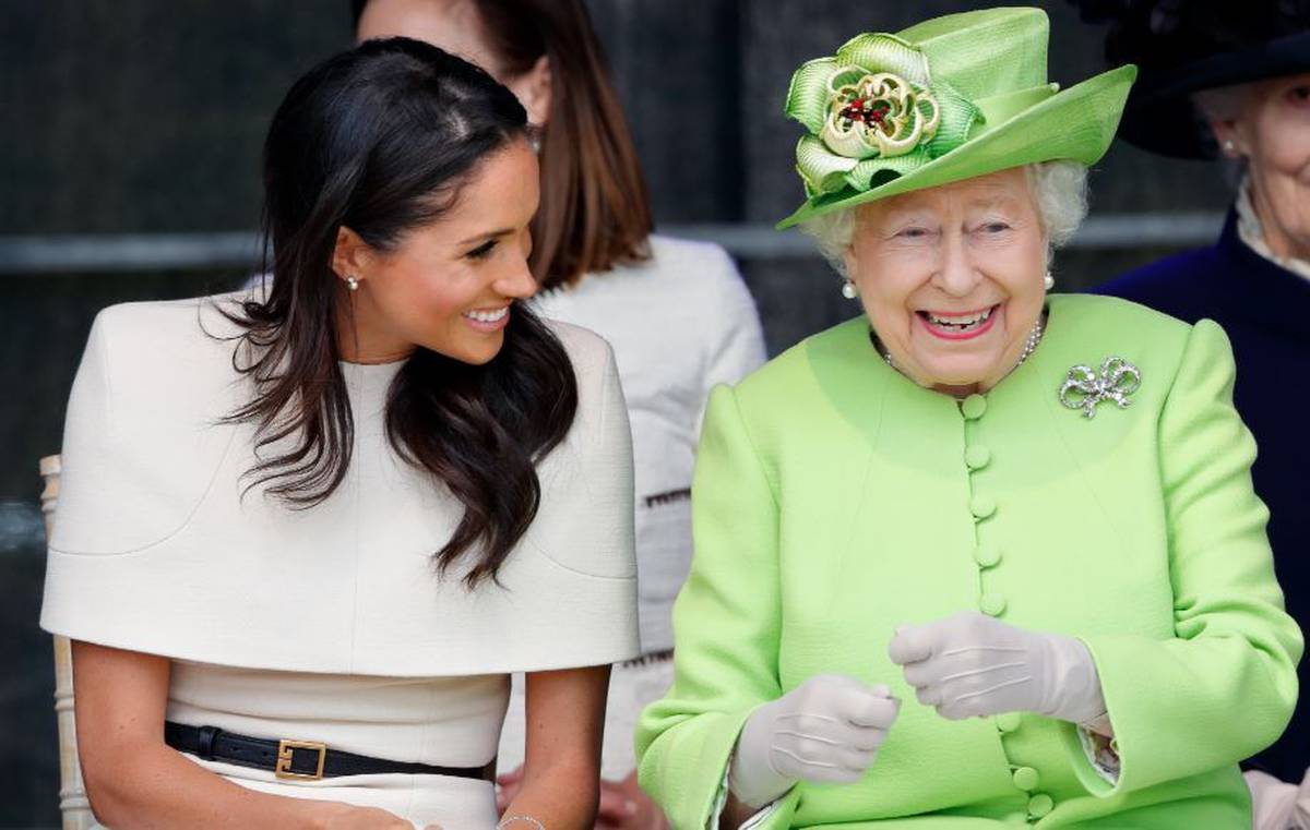Royal 'collision course': One word that forced Queen to ban Meghan