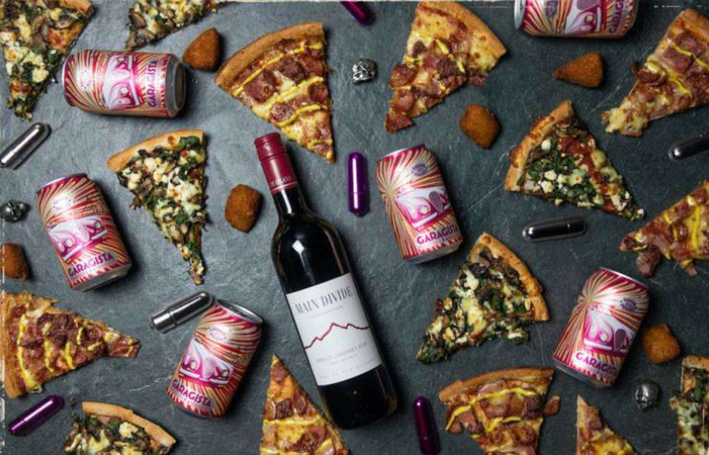 Hell Pizza is again courting controversy. Photo / Hell