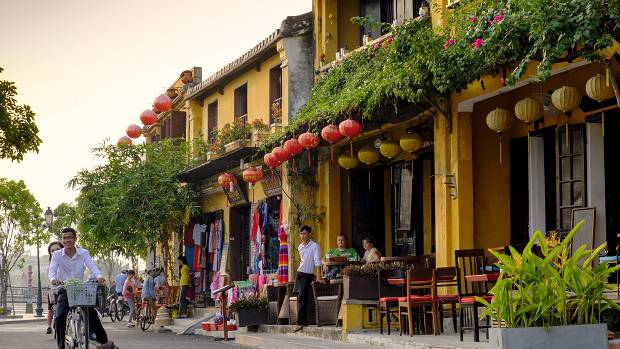 Cafes and coffee culture are part of Ho Chi Minh City.
