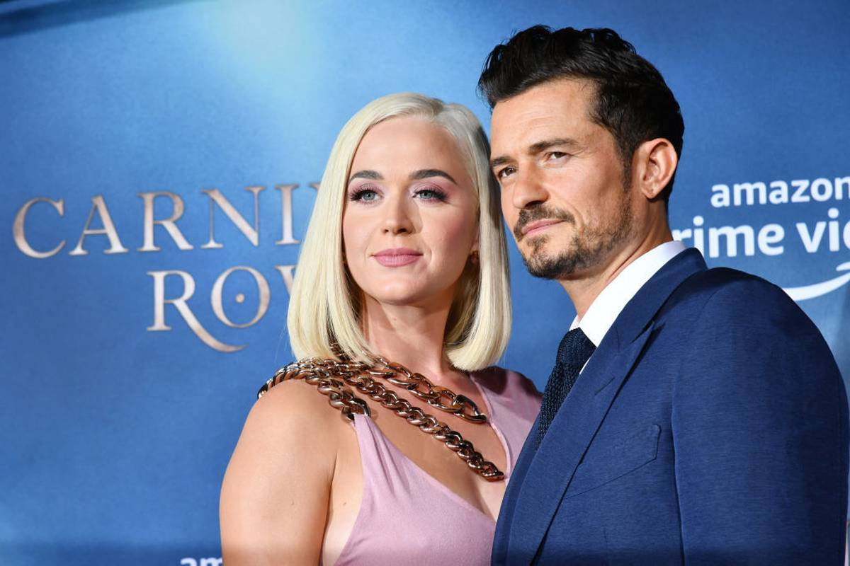 Katy Perry's pregnancy: Singer having 'ups and downs' with Orlando ...