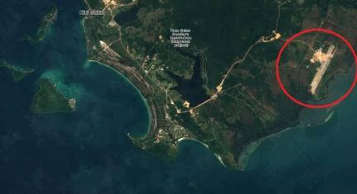 Scary reality: China's secret Cambodian military base