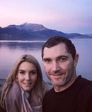 Stephen Donald and Alex Anderson got married in the Coromandel. Photo/Instagram