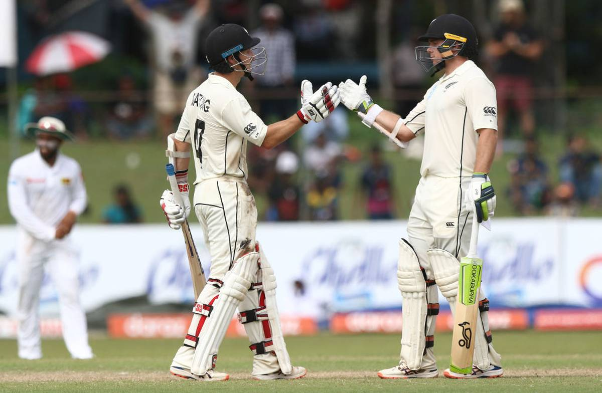 Cricket: Black Caps a chance of unlikely victory against Sri Lanka after superb day four