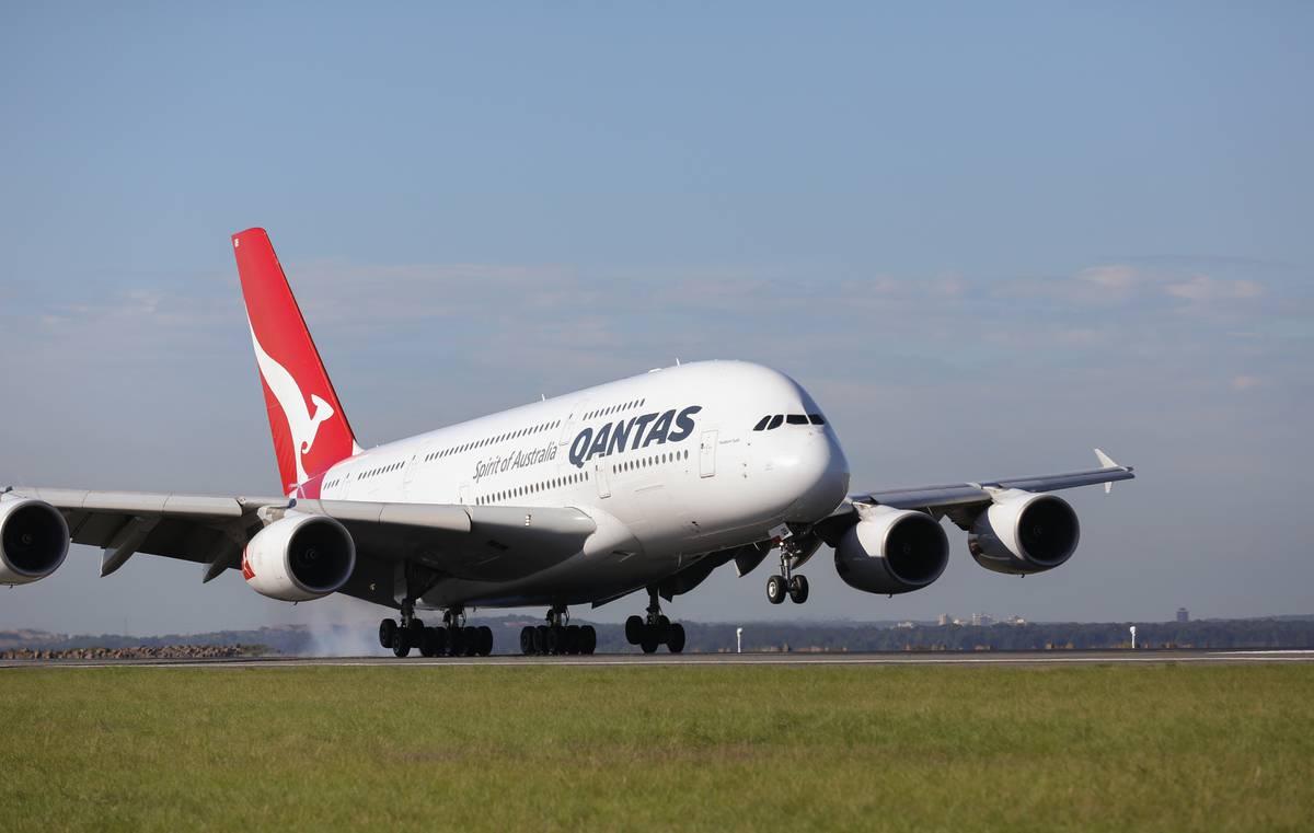 Covid 19 coronavirus: Qantas Neighborhood's $3b statutory loss, underlying revenue down 91% thumbnail