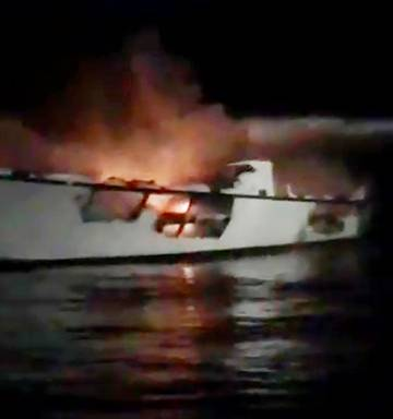 Boat fire tragedy: Questions raised over how captain and