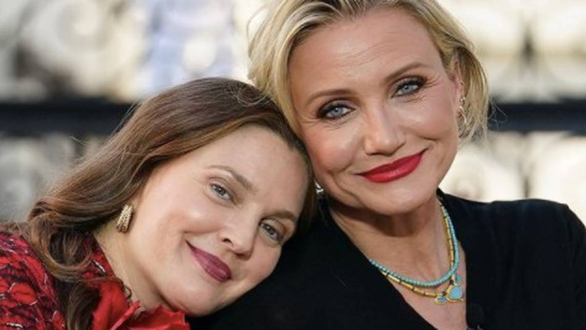 Cameron Diaz stuns fans in a rare appearance with Drew Barrymore on Instagram