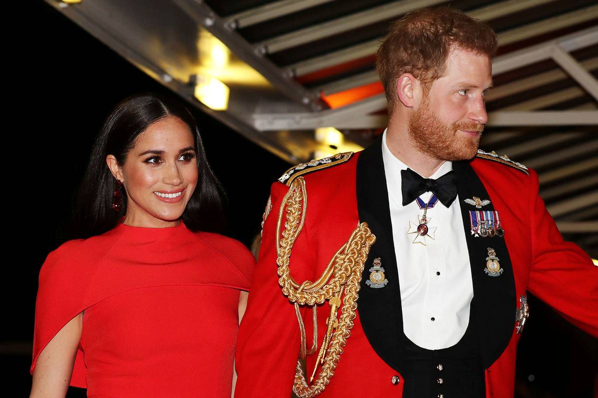 Mystery of Meghan and Harry's final Instagram post