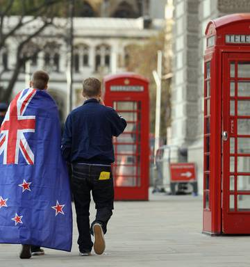 Image result for kiwis in london