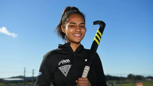 Hockey: Lulu Tuilotolava a Tongan trailblazer