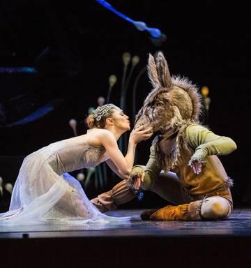 Royal NZ Ballet's delightful Midsummer Night's Dream - NZ Herald