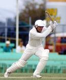 Martin Crowe - where technique met art. Photo / Photosport
