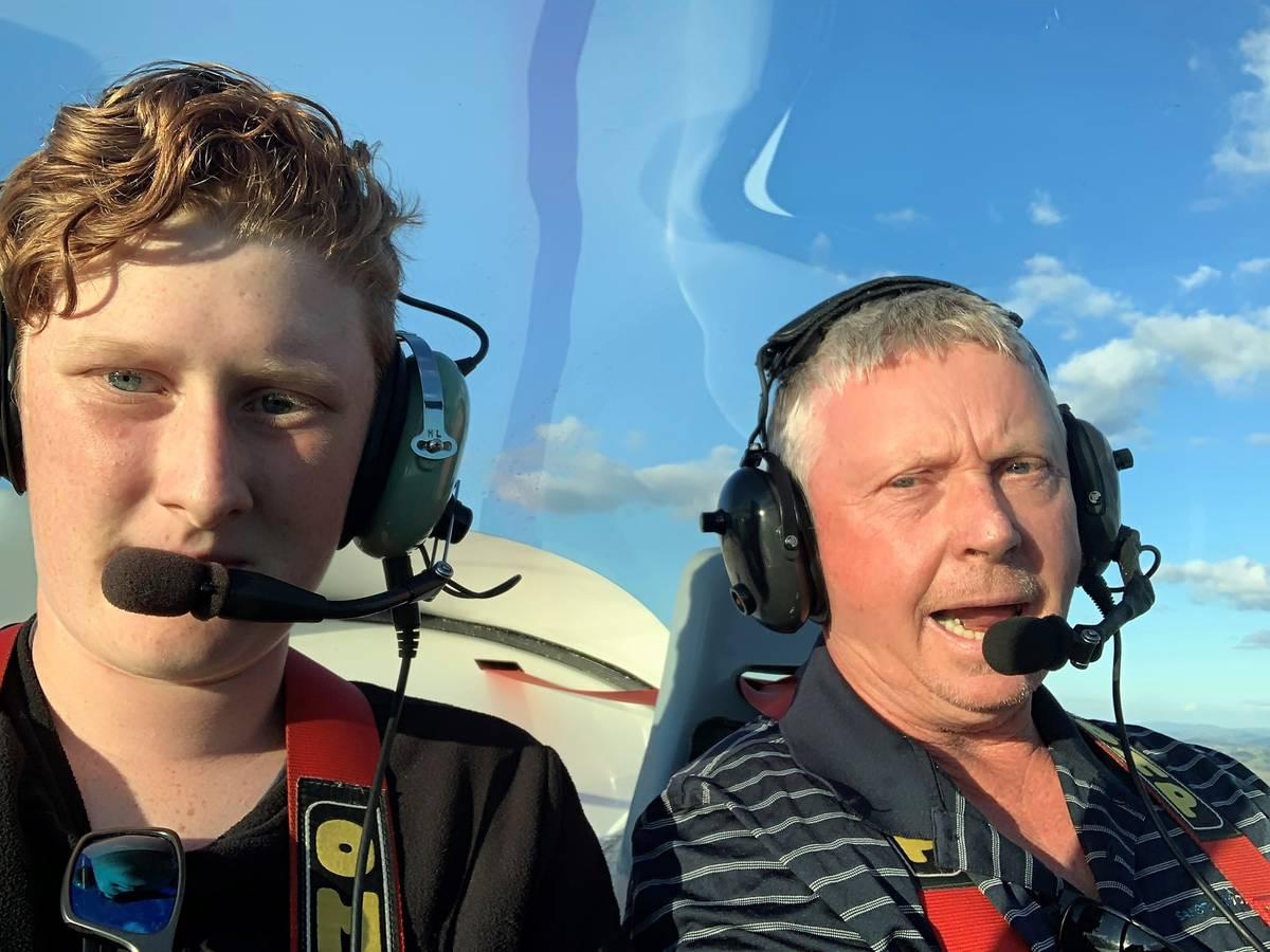 Pilot makes emergency landing on Northland beach - NZ Herald