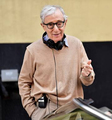 Image result for Woody Allen: I don't think of retiring