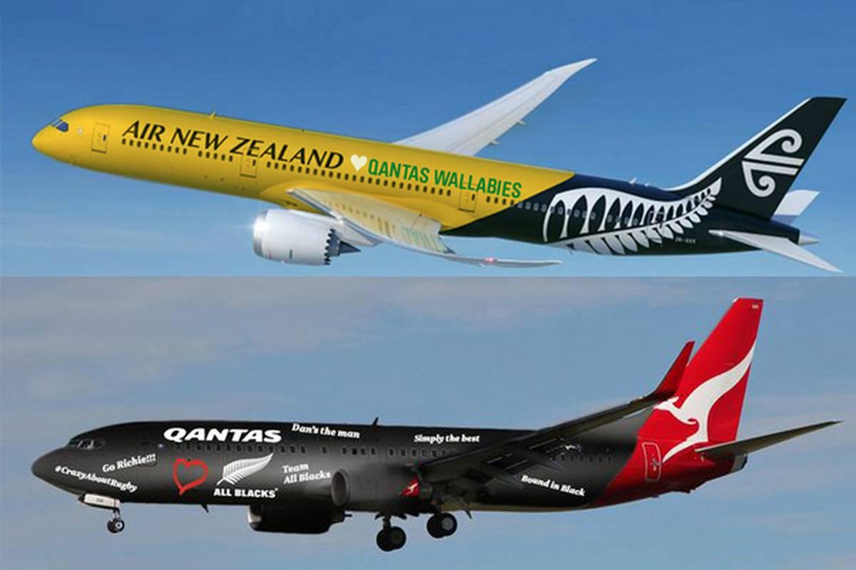 Air New Zealand challenge Qantas over Rugby World Cup final - NZ Herald