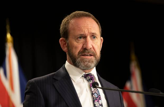 Justice Minister Andrew Little says the bill is firstly about taking abortion out of a criminal justice framework. Photo / Mark Mitchell
