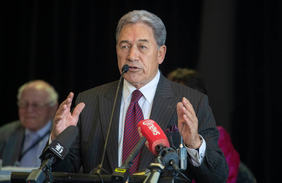 Deputy PM Winston Peters says Cabinet is looking into changes to NZ Super eligibility