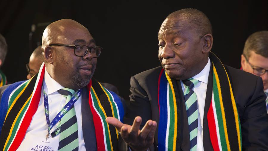South Africa accept Rugby World Cup 2023 vote outcome