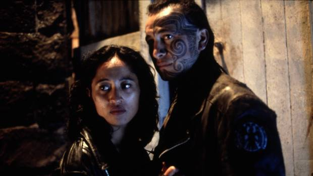 Nancy Brunning in a scene from the 1999 New Zealand film What Becomes of the Broken Hearted, sequel to Once Were Warriors. Photo / file