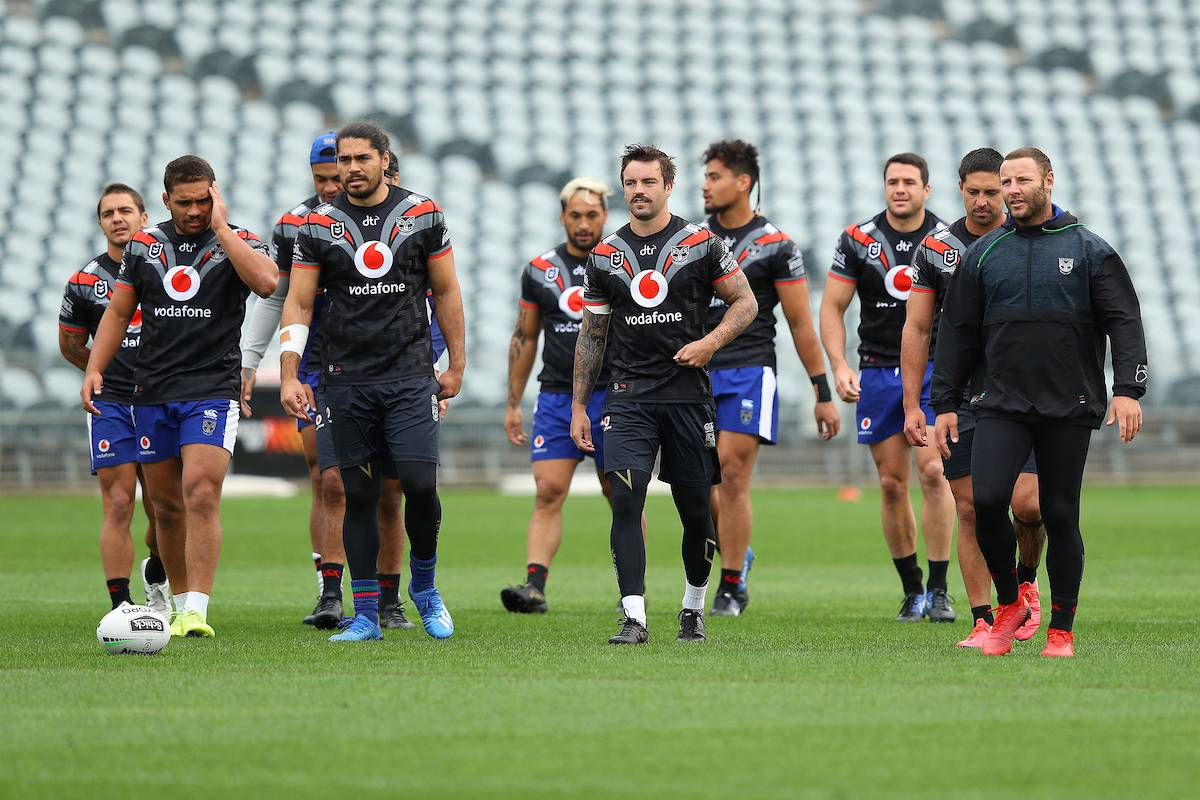 Rugby league: New Zealand Warriors granted exemption to loan players