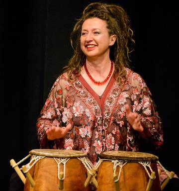 African drumming workshop bringing tribal beats to Levin