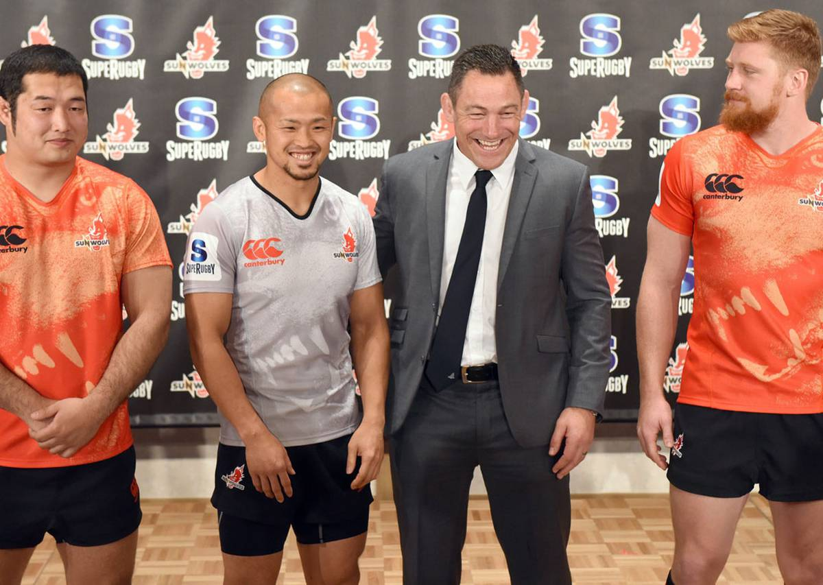 28404c0dce8 Sunwolves face more than 100 hours in planes this season - NZ Herald