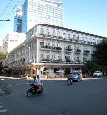Ho Chi Minh City S Grand Colonial Hotels Nz Herald