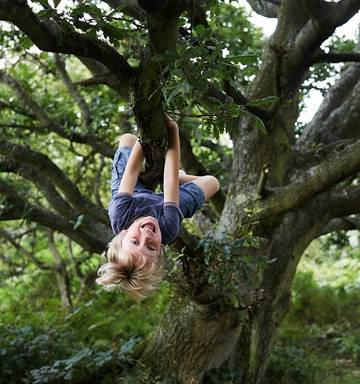 Why Kids Need To Spend Time In Nature >> How To Get Your Kids To Spend More Time Outdoors Nz Herald