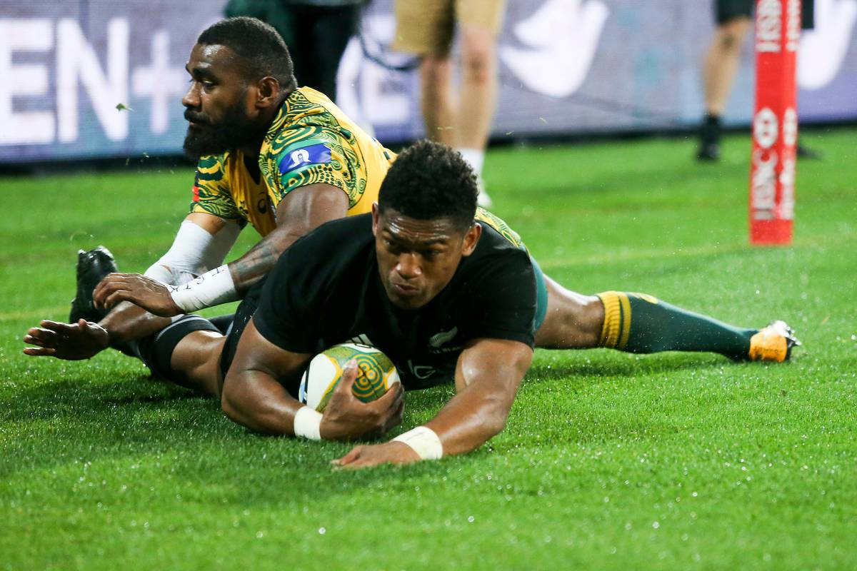 As It Happened All Blacks V Wallabies Bledisloe Cup Iii Nz Herald