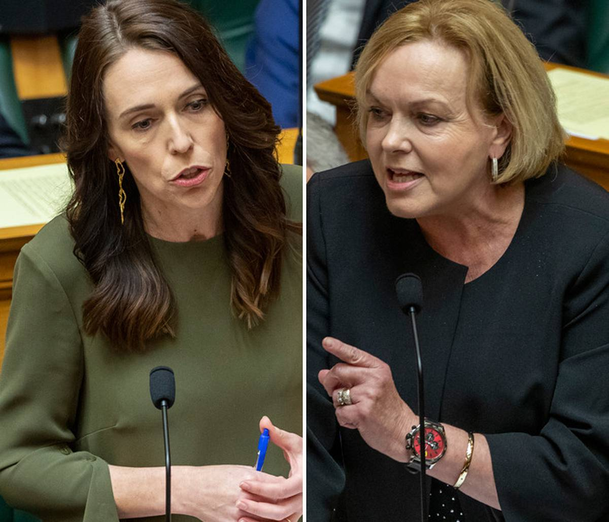 Election 2020: Jacinda Ardern expects Judith Collins to play 'a bit of bingo' at tonight's debate