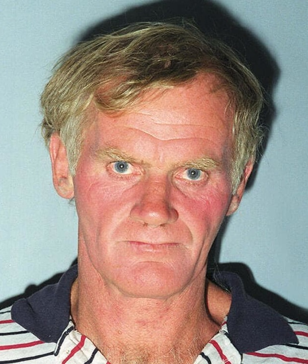 Leonard John Fraser was a serial killer who murdered four people, including a 9-year-old schoolgirl, and died in prison in 2007. Photo / News Corp Australia