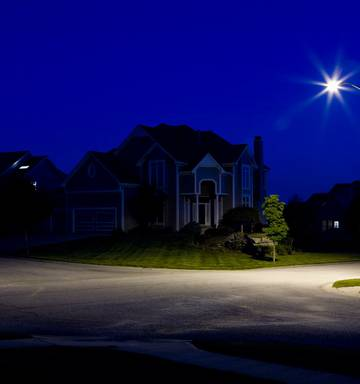 Alan Artificial Light At Night Is In Our Houses And Outside As City Street