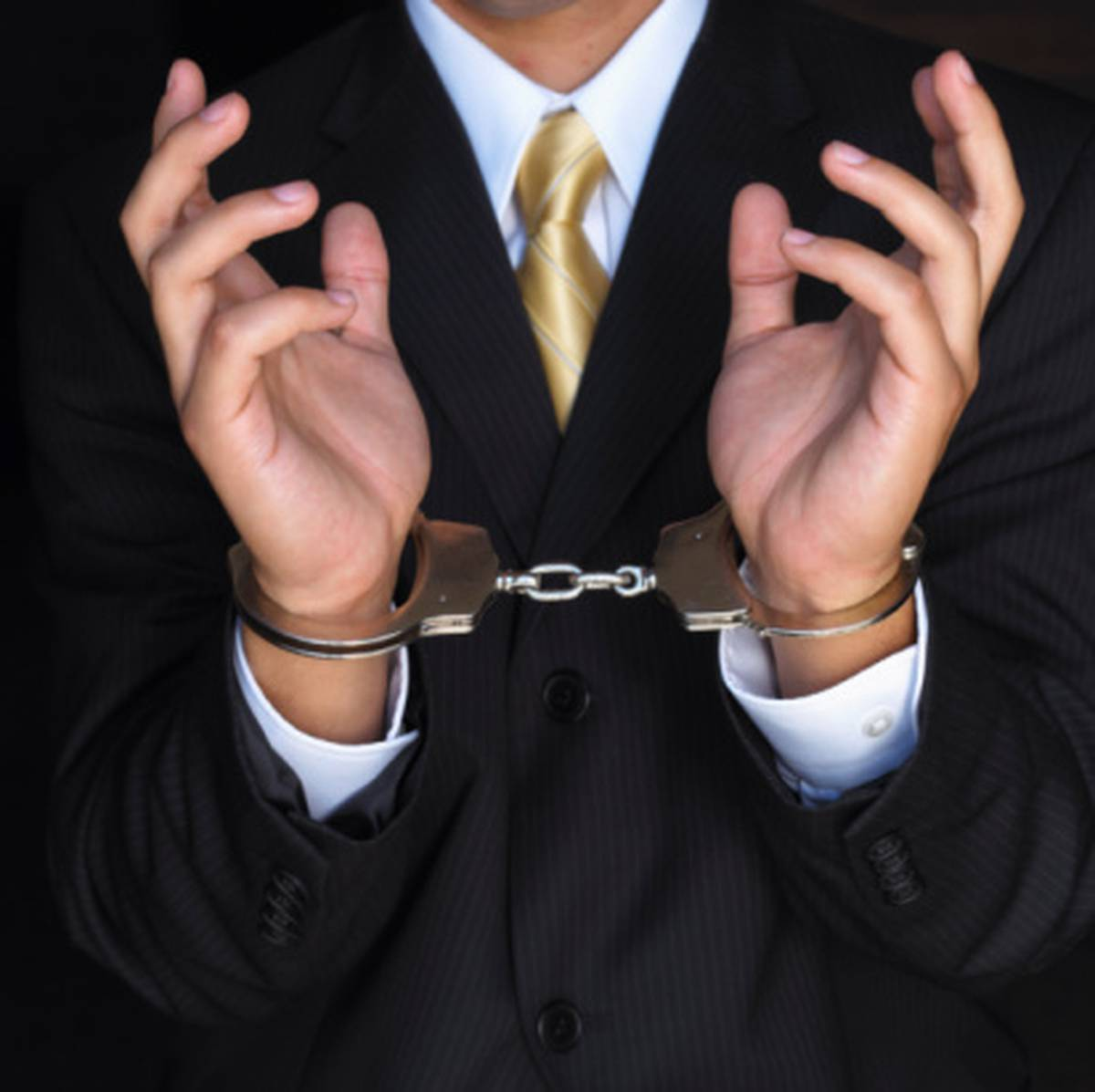 why companies does not prosecute white collar criminals
