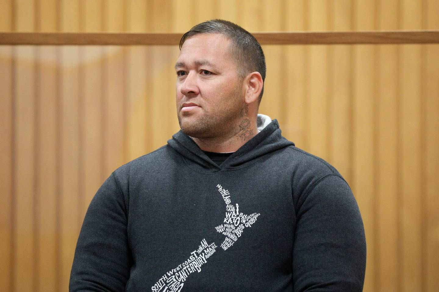 Aaron Izett pleaded not guilty to murder, but was convicted after a High Court jury trial in Rotorua in November, 2020. Photo / Andrew Warner