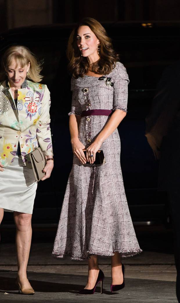 The Duchess of Cambridge is believed to have reduced her wardrobe spend in 2018 by nearly $100,000. Photo / Getty