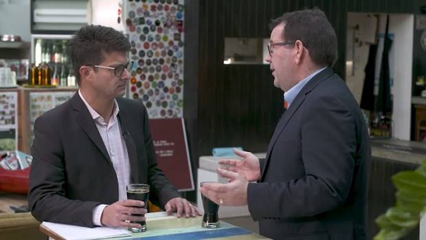 Watch for Liam Dann interviewing Grant Robertson about Mood of the Boardroom on Friday's Economy Hub.