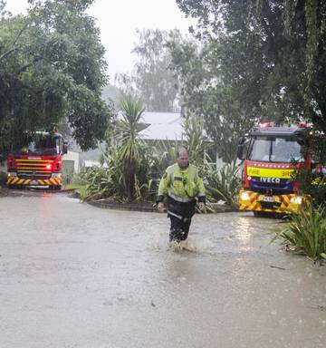 Napier flooding: Evacuations, rising water, road closures as