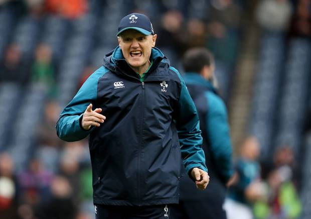 Joe Schmidt. Photo / Photosport