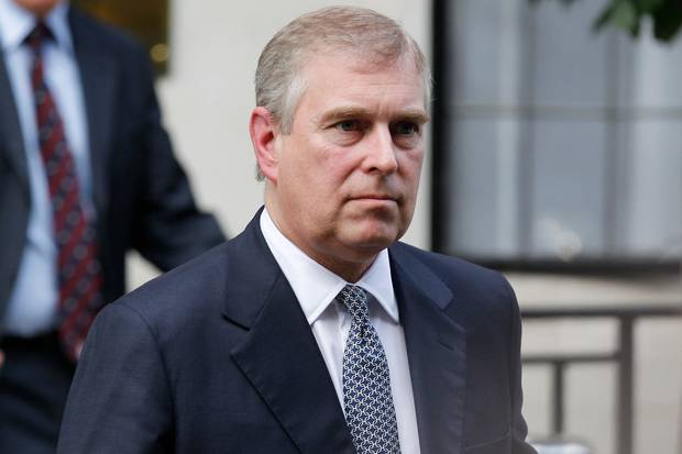The scandal has forced Andrew to step down from his royal duties. Photo / AP
