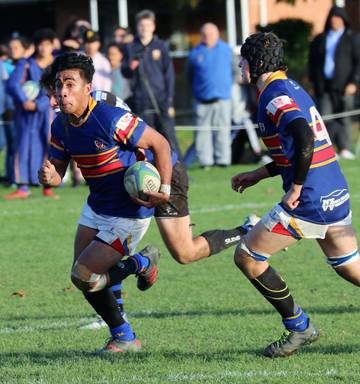 First XV Rugby: All you need to know about the weekend's