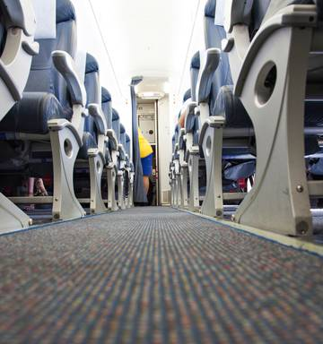 dba66e738aec Photo   Getty Images Nothing to declare  Just how clean is your aircraft  cabin  Photo   Getty Images