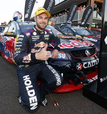 ffee078b6f2078 ... at Shane Van Gisbergen of Red Bull Racing Australia during the Red  Rooster Sydney SuperSprint